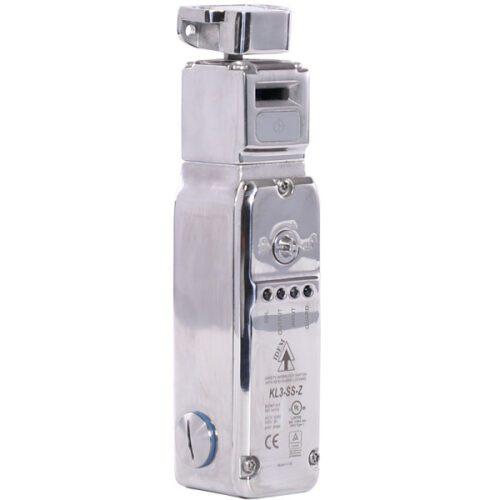 Guard locking rfid safety interlock ossd stainless steel ip69k
