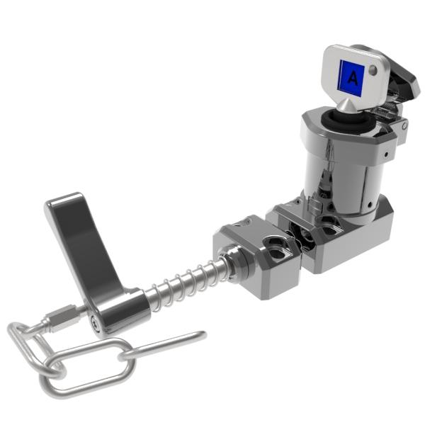 Trapped Key Interlock