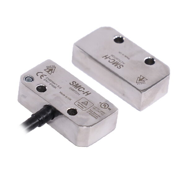 coded magnetic safety interlock switch