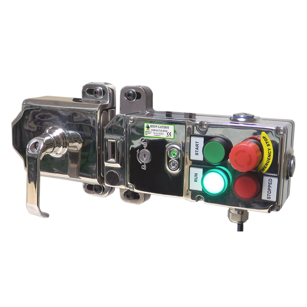 UGB-KLT RFID Universal gate Box with Safety Interlocking