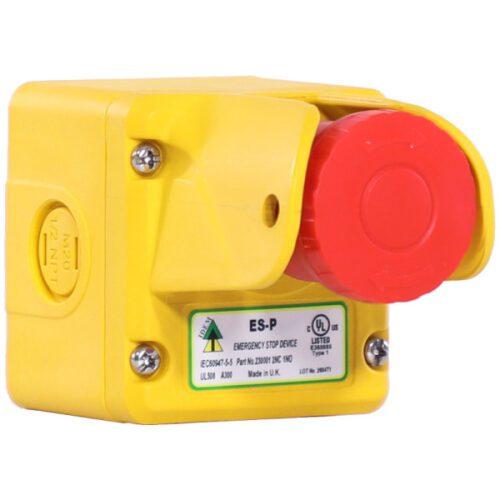 Emergency Stop Switch Button Shroud