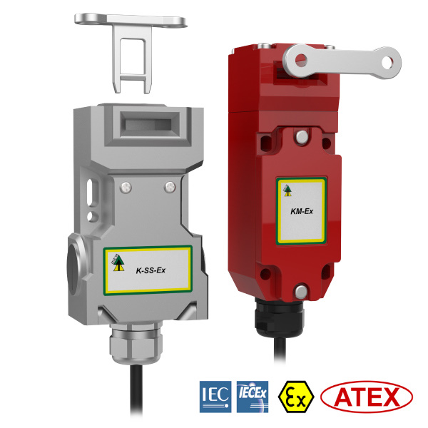 Explosion Proof Tongue Interlock Switches