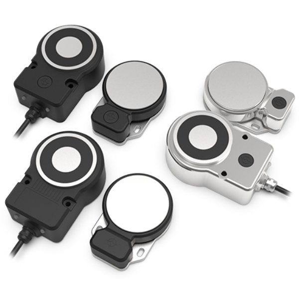 MGL-Series Non-Contact RFID Safety Interlock Switches (Locking)