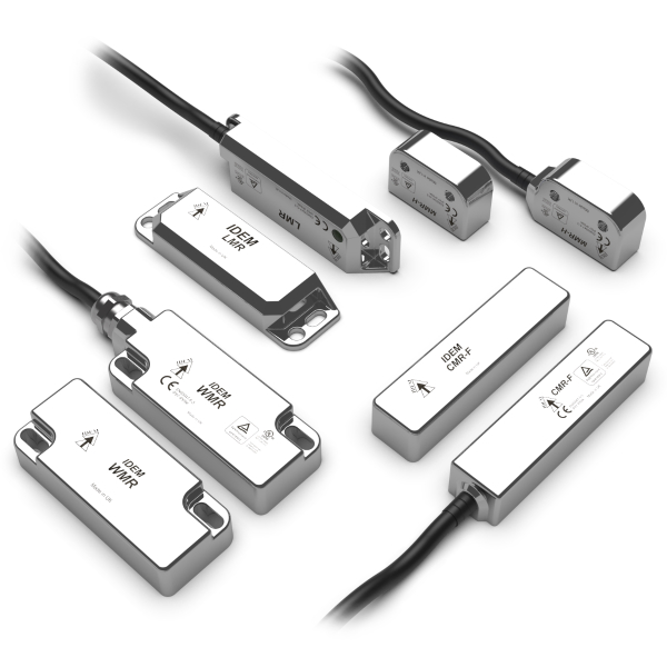 MAGNETIC Safety Interlock Switches (Stainless Steel)