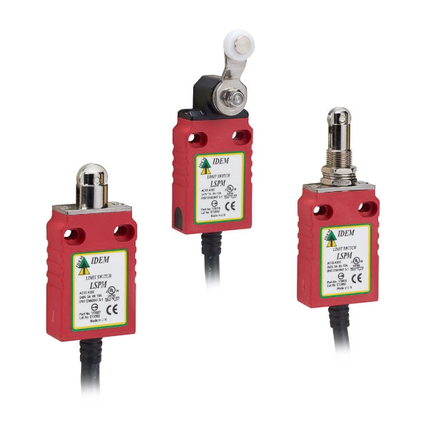 Miniature Safety Limit Switches