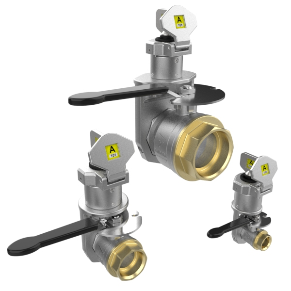 Mini Valve Interlocks (Stainless Steel)