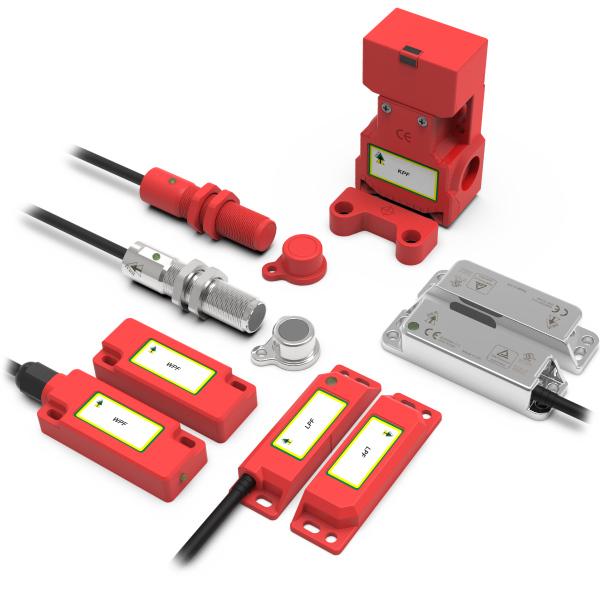 RFID Safety Interlock Switches