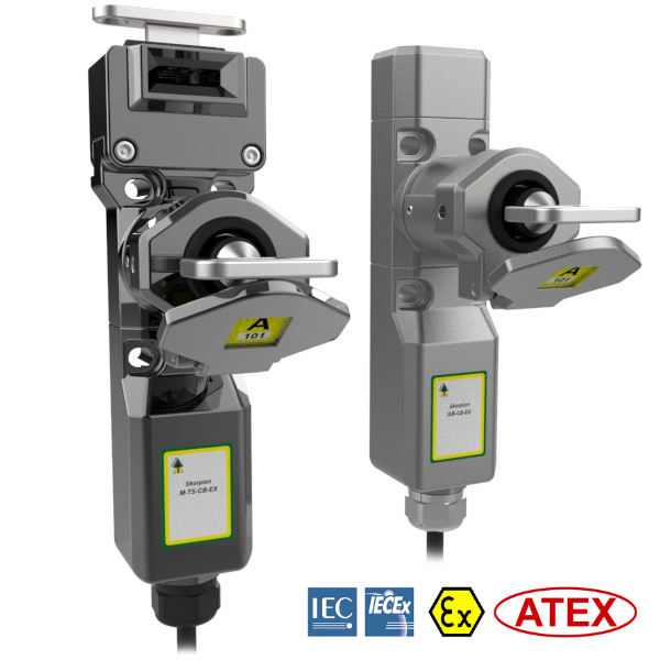 Explosion Proof Trapped Key Interlocks