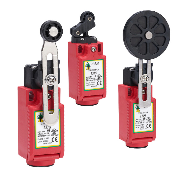Safety Limit Switches (Plastic)