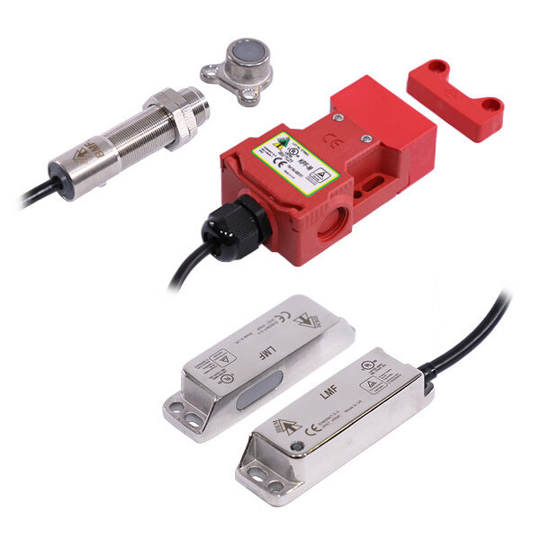 RFID Coded Non Contact Safety Interlock Switches