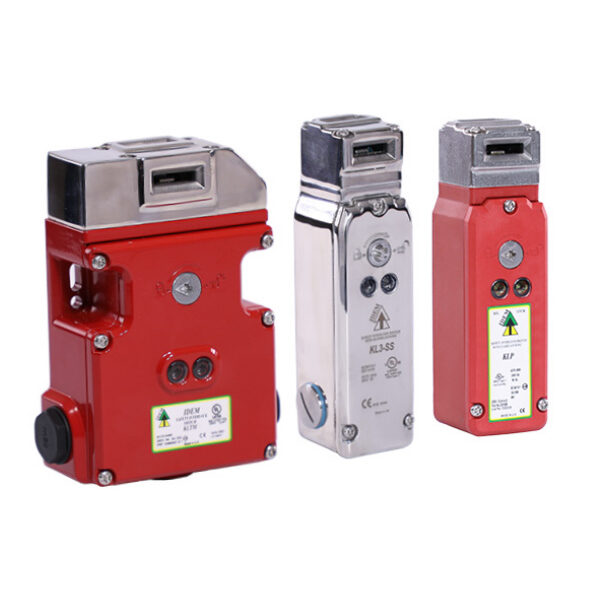 Solenoid Controlled Safety Interlock Switches